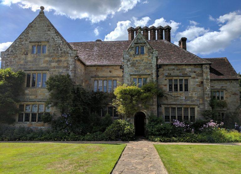 Vita Sackville West's Sissinghurst House and Gardens, Rudyard Kipling's country home Batemans