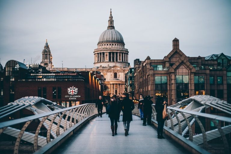 Explore London on your own